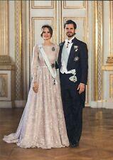 ~~~ ORGINAL~~~ POSTKARTE ~~~ Prinzessin Sofia und Prinz Carl Philip von Schweden
