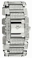 Dolce & Gabbana DW0219 D&G ROYAL Ladies Watch with Crystals