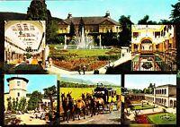 Bad Kissingen ,gelaufene Ansichtskarte