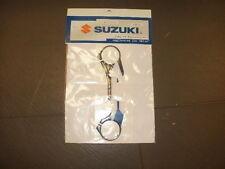 Suzuki GSXR600 GSXR750 K6-K8 Protector De Báscula Superior Azul/Blanco Nuevo