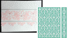 Anna Griffin embossing folders - Foundry Cuttlebug embossing folder set
