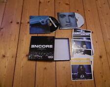 Eminem encore (LIMITED COLLECTORS BOX) 2cd-box + 25 Pictures!