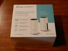 TP Link Deco W2400 Mesh Dual Band WiFi Router System 2 AC1200 Dual Band Routers