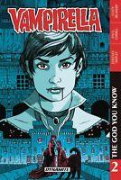 Vampirella Volume 2 God You Know GN Paul Cornell Whitley Bad Girl Vampi New NM