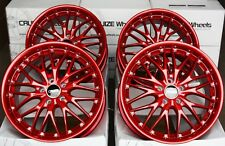 "ALLOY WHEELS 18"" CRUIZE 190 FCR FIT FOR HONDA ACCORD CIVIC CRV CRZ HRV FRV"