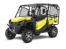 NEW 2018 HONDA PIONEER 1000 5 DELUXE 5 SEAT POWER STEERING SXS1000 SALE! YELLOW