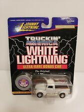 Rare Johnny Lightning Truckin' America 1940 Ford Truck White Lightning Chase