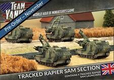 TRACKED RAPIER SAM SECTION -TBBX07 - TEAM YANKEE - SENT FIRST CLASS -