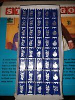 1975 Blue Straego Piece Set
