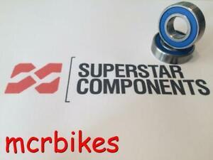 Superstar Components Pedal Bearing kit - Nano & Mag Models ( All 4 Bearings )