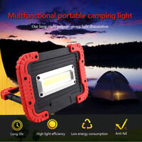 30W COB Led Rechargeable Work Light Super Bright Floodlight With 3 Light Modes
