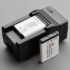 Charger +2x Battery for Nikon EN-EL19 MH66 COOLPIX S3100 S4100 S2500 S2550 S4150