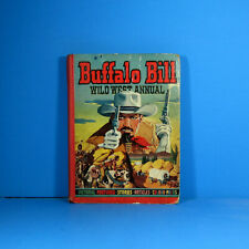 Buffalo Bill Wild West British Annual 1951 hardcover with print covers. VG