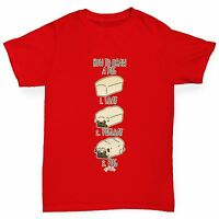 Twisted Envy Boy's Pug Loaf T-Shirt