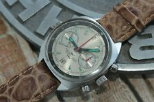 Mens Soviet Watch POLJOT CHRONOGRAPH Vintage Rare 3133 / Serviced