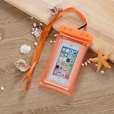 Waterproof Floating Cell Phone Case iPhone Cover Air Bag Mobile Pouch Swim Beach