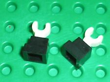 2 x LEGO NINJAGO Minifig Skeleton Leg 93062 / Set 2521 30081 2507 2505 4181 2508