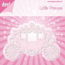 JOY CRAFTS Die Cutting & Embossing Stencil - Little Princess  WAGON 6002/0352