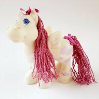 Vintage Cabbage Patch Magic Meadow Crimp N Curl Pony Pegasus Sugar 1992 Hasbro