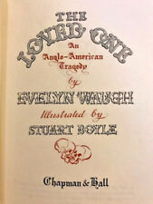 SIGNED LIMITED EVELYN WAUGH 1/250 LARGE PAPER FIRST