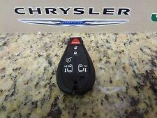 10-14 Dodge Grand Caravan New Key Keyless Entry Remote Fob Mopar Factory Oem