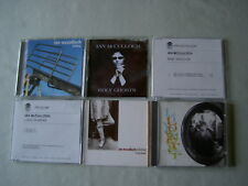 IAN McCULLOCH job lot of 6 CD/promo CDs Baby Hold On Sliding Love In Veins