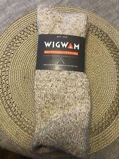 WIGWAM Long Ice Sock 80%Wool Large