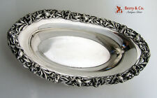 Iris Bread Tray Sterling Silver Reed And Barton 1900