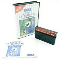 Castle of illusion starring Mickey Mouse - Sega Master System - Complet - PAL