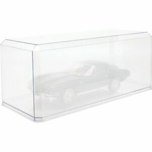 1:18 SCALE DISPLAY CASE FOR DIECAST VEHICLES
