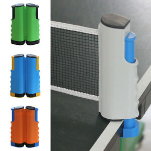 Game Replacemnt Retractable Portable Net Kit Table Tennis Set Ping Pong