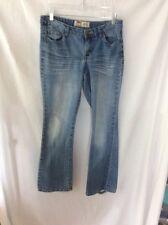 L.E.I. Ashley Low Rise Boot Cut Jeans ~ JR. 7 Short ~