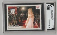 2007 Spotlight Trip Kirsten Dunst Trading Card Graded GAI 8.5