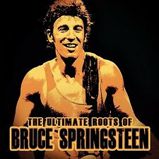 BRUCE SPRINGSTEEN - THE ULTIMATE ROOTS OF   CD NEU
