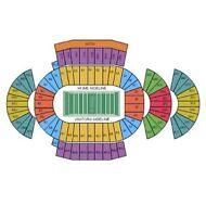Penn State Nittany Lions Football vs Iowa Hawkeyes Tickets 11/05/16...