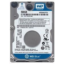 Western digital Blue Mobile 500GB SATA