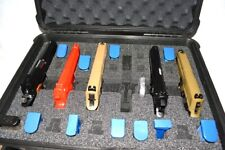 New ArmourCase Waterproof 1520 case precut foam fits 6 Pistols + 20 mags +bonus