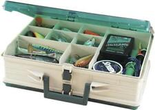 Plano Magnum Tackle Box Double Side Sandstone/Green 1119-06 (111906)