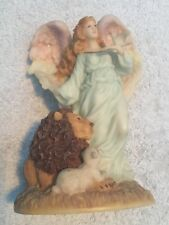 "Seraphim Classics Serena ""angel Of Peace� 1995 Statue 7�x5�"