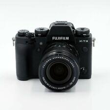 Fujifilm X-T3 mit XF 18-55mm 1:2,8-4 R LM OIS Objektiv - Schwarz - gebraucht