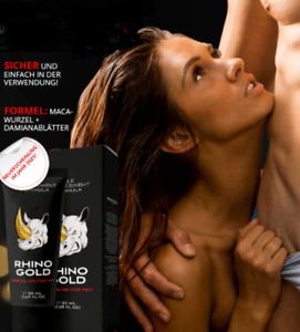 Rhino Gold Gel Alpha Dominant 🌞 Penisvergrößerung ***Offizieller Händler