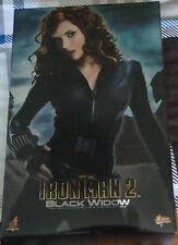 1/6 Hot Toys Iron Man 2 Black Widow (NIB)