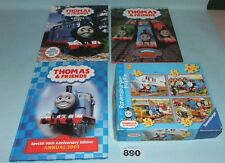 Thomas Tank Engine and Friends bundle of books and jigsaw. Lot 890