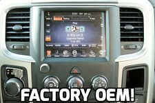 DODGE RAM 1500 RA4 8.4AN UCONNECT GPS NAVIGATION RADIO 2013 2014 2015 2016 2017