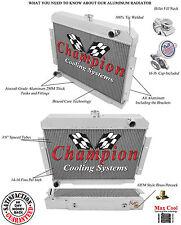 1968 - 1985 Jeep CJ5/CJ6/CJ7 3 Row Champion Eagle Racing Radiator