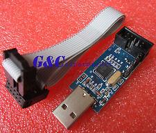 USB ISP USBASP Programmer for ATMEL,51 AVR Programmer M80