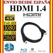 Cable HDMI V 1.4 Xbox 360 3D TV etc.. 1.5 m 1.5 m PS4 Plasma HD V1.4