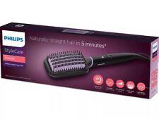 Philips BHH880 StyleCare Essential Heated Straightening Brush Brand new Freepost