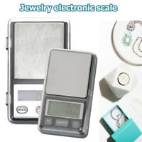 0.01g Mini Precision Pocket Scales Jewelry Electronic Weight Balance Scale Tool