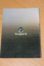 Jaguar XJ 5.3, 4.2 & 3.4 Model Range Brochure February 1978